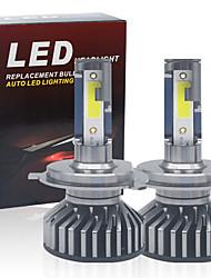 cheap -car Led Headlight For Auto H1 H3 H4 hi/lo led 880 9005 9006 9012 H8 H11 HB3 HB4 COB Chips Car lights High Brightness HB3 HB4 Headlamp Universal 12v