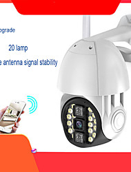 cheap -20 Leds Wireless Wifi 2 mp IP Camera Day&Night Outdoor Support 128 GB