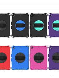 cheap -Case For Apple iPad mini 1/2/3  7.9'' / iPad mini 4 7.9'' / iPad mini 5 7.9'' Shockproof / with Stand Back Cover Geometric Pattern PC