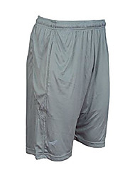 """cheap -men's micro dri athletic shorts 9""""- developed for running and training (x-large, grey)"""
