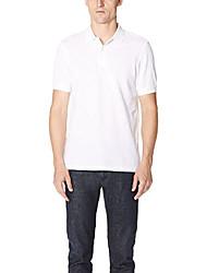 cheap -men's twin tipped shirt, bright regal, blue, large