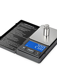 cheap -Electronic Jewelry Scale Multifunctional Rechargeable Electronic Scale Waterproof Counting Portable Gram Scale Food Kitchen Scale