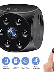 cheap -New 10-hour Magnetic Laptop Mini Action Camera Body DV DVR Micro Camera Voice And Video Recorder