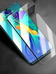 cheap -Huawei Screen Protector Huawei Mate 20 Mate 20X Mate 20 Lite Mate 10 Mate 10 Pro Nova 2 Nova 2S Nova 2 Plus Honor 8C Y6 2018 High Definition HD Front Screen Protector 1 pc Tempered Glass
