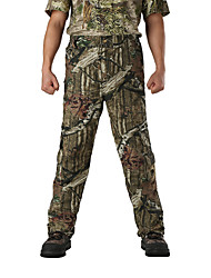 cheap -Men's Tactical Pants Tactical Cargo Pants Hiking Pants Trousers Windproof Quick Dry Breathable Sweat wicking Autumn / Fall Winter Spring Classic Camo / Camouflage Bottoms for Camping / Hiking Hunting