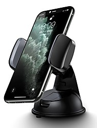 cheap -Joyroom JR-OK1 360 Rotating Car Single Pull Silicone Suction Cup Phone Holder Car Holder Car Mount Dashboard Phone Holder Compatible For 4-6.7 Inch Mobile Phones