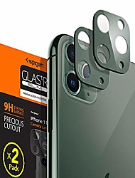 cheap -camera lens screen protector [2 pack] designed for apple iphone 11 pro / iphone 11 pro max - midnight green