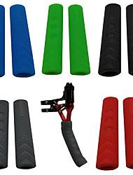 cheap -Bike Handlerbar Grips Wearable Skidproof For Road Bike Mountain Bike MTB Recreational Cycling Cycling Bicycle Silica Gel Black Red Blue