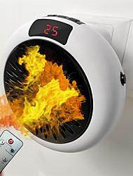 cheap -Fan Heater For Home 900w Mini Electric Heater Home Heating Electric Warm Air Fan Office Room Heaters Handy Air Heater Warmer Fan