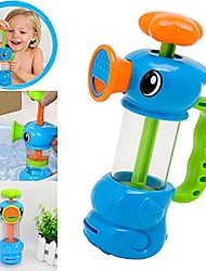 cheap -Kids Bath Toy, Pump Pumping Spray Water Duck Bath Shower Swimming Pool Playing Toys For Kids Baby - Baby Bath Shower Toys - for Kids in Tub Or Sink