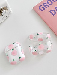 cheap -Case For AirPods AirPods Pro Shockproof Pattern Lovely Hard Headphone Case