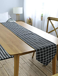 cheap -Table Runner Nordic All-match Fabric Cotton And Linen Table Cloth