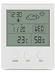 cheap -LITBest CH-904 Portable / Smart Hygrometers -10℃-50℃(14℉ ~ 122℉)(℃)、20%-99%(RH) Home life, Measuring temperature and humidity, Digital Temperature Measurement