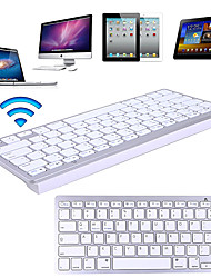 cheap -Mini Classic Wholesale Professional Ultra-slim Wireless Keyboard Bluetooth 3.0 Keyboard Teclado for Apple for Series iOS System