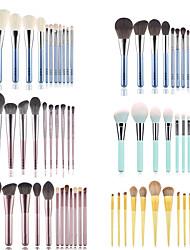 cheap -11Pcs/12 Pcs Makeup Brush Set Cosmetic Utensils Beauty Tools Makeup Brushes