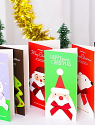 cheap -1 SET Christmas Decorations Christmas Ornaments Cards