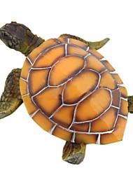 cheap -1pc Aquarium Ornament Resin Polyresin Turtle Tortoise Fish Tank Decoration