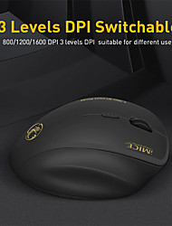cheap -G6 Wireless Mouse Ergonomic Computer Mouse PC Optical Mause with USB Receiver 6 buttons 2.4Ghz Wireless Mice 1600 DPI For Laptop