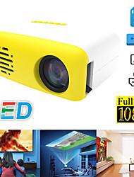 cheap -CS03 Mini Projector Portable Projector Home Theater Cinema USB HDMI AV SD Mini Portable HD LED Projector