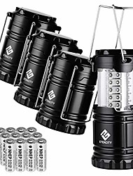 cheap -lantern camping lantern battery powered lights for power outages, home emergency, camping, hiking, hurricane, a must have camping accessories, portable and lightweight, batteries included