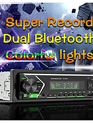 cheap -SWM-505 Car Stereo dual bluetooth colorful lights MP3 Player Head Unit Support Audio Copy Classic Automobile Accessaries 12V