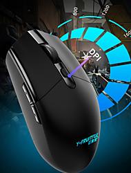 cheap -Wireless Game Mouse Mute Ergonomic 6 key 1600 Dpi Mouse Laptop Professional Players