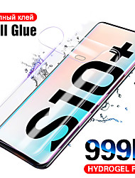 cheap -2PCS Hydrogel Film Screen Protector For Samsung Galaxy S20 Plus S20 Ultra For S10 S10Plus S10 Lite S9 S8 Plus S7 Edge Soft Screen Protector