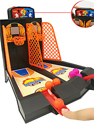 cheap -Basketball Toy Shooting Machine Plastics Sports Basketball Professional Finger Ejection Kid's Adults' Unisex Boys' Girls' Toys Gifts / 14 years+