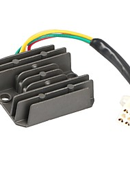 cheap -Four Wire Rectifier For CG125 FXD125 150CC Engine Scooter 12 Voltage Regulator Rectifier