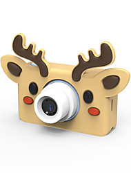 cheap -Kids Toys Children Digital Camera  Cartoon Animals Educational Toys for Children Birthday Gift Deer