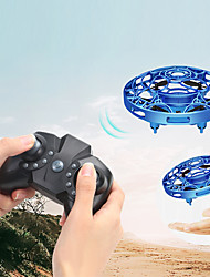 cheap -Mini Flying Helicopter UFO RC Drone Hand Sensing Aircraft Electronic Model Helicopter Flayaball Toys Small Drone