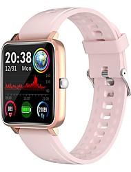 cheap -V10 Heart Rate Pedometer Blood Pressure Information Reminder Color Screen Sleep Monitoring Alarm Clock Reminder Smart Watch
