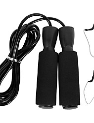 cheap -Jump Rope / Skipping Rope 1 pcs Sports PVC Home Workout Fitness Gym Workout Portable Non Toxic Durable Strength Trainer Core Strength, Balance And Coordination Cross Training For Men Women