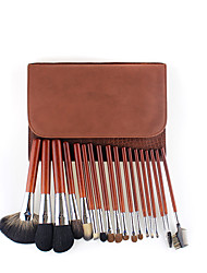 cheap -Fashion mix professional animal hair 18 makeup brush set high-end beauty tools factory direct sales