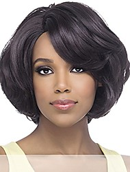 cheap -aw-glenda (4 medium brown) - synthetic heat resistant fiber wig