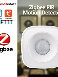 cheap -Human Body Sensor Smart Body Movement PIR Motion Sensor Zigbee Use With Gateway Smart life Tuya Smart App