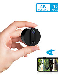 cheap -4K Mini Spy Camera Wireless Hidden WiFi Cameras VIONMIO Ultra HD Nanny Cam/Small Spy Cam with Phone App Remote Viewing Auto-Sleep & PIR Motion Activated Auto Night Vision for Home/Indoor/Outdoor