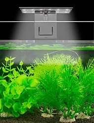 cheap -Super Slim LED Aquarium Light Lighting plants Grow Light Aquatic Plant Lighting Waterproof Clip-on Lamp For Fish Tank