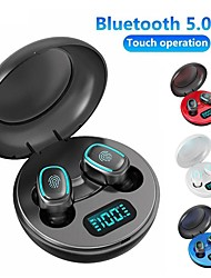 cheap -LITBest LX_200 Wireless Bluetooth 5.0 Earphone TWS HIFI Mini In-ear Sports Running Headset Support iOS/Android Phones