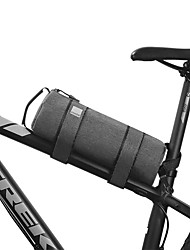 cheap -1.5 L Bike Frame Bag Top Tube Bike Hydration Pack & Water Bladder Cycling Water Bottle Pocket Outdoor Bike Bag Polyster Bicycle Bag Cycle Bag Cycling Outdoor Exercise