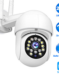 cheap -Mini IP Camera WiFi 1080P HD CCTV Outdoor Camera Auto Tracking Home Security 4X Digital Zoom Speed Dome Camera 2MP Yoosee P2P