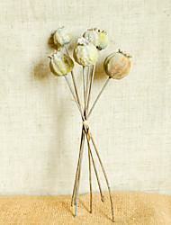 cheap -Artificial Flower Styrofoam Retro Bouquet Tabletop Flower Bouquet 6