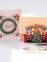 cheap -Christmas Decorations Christmas Ornaments Card
