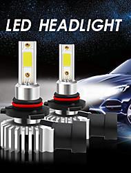cheap -2pcs Csunnylight H7 H11  9005  LED Car Headlight Bulbs 36W 6600LM  Auto 12V COB Led Lights