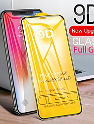 cheap -9D Full Cover Tempered Glass For iPhone 12 11 Pro Max 12 Mini Protective Films For iPhone 12 11 X XS MAX XR SE 2020 8 7 6 Plus 5 se Full Cover Screen Protector Tempered Glass