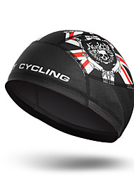 cheap -Nuckily Cycling Cap / Bike Cap Skull Cap Beanie Breathable Cycling Sweat-wicking Comfortable Bike / Cycling Red / White for Unisex Adults' Road Cycling Outdoor Exercise Bike / Cycling Recreational