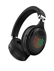 cheap -TM-061 Bluetooth Wireless Headphones Gaming Headset Bluetooth 5.0 3D Stereo Foldable LED Light With FM Radio TF Card For Mobile Phone