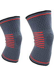 cheap -knee support compression sleeves knee pad knee brace arthritis knee joint pain hold shape 2 pack-l