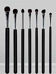 cheap -7 Eye Brushes Daily Eye Makeup Brush Animal Hair Pony Hair Smoky Makeup Eye Shadow Brush Makeup Brush