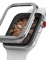 cheap -bezel styling full stainless steel frame case designed for apple watch 42mm, iwatch 3 / iwatch 2 / iwatch 1 - aw3-42